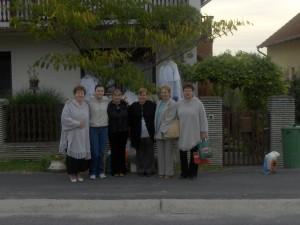 Indulás Vasvárra, 2005
