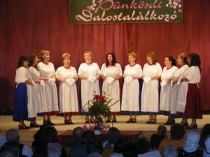 Pünkösdi Dalostalákozó Tatabánya 2010.05.24.