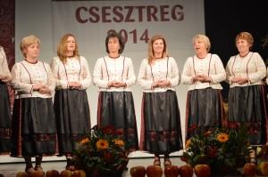 Zenei Világnapi Népzenei Hangverseny, Csesztreg, 2014.10.04.