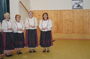 Füle Viktória kiállítás megnyitója, Alsópáhok- 2014.10.18.